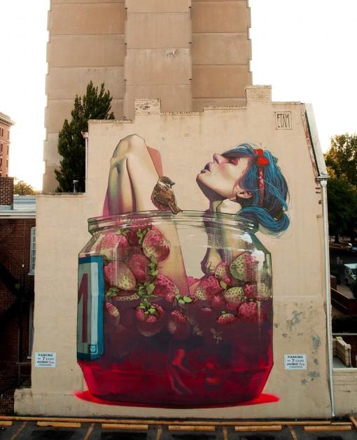 JANIS-EN-SUCRE - Tour du net 21 20 - street art