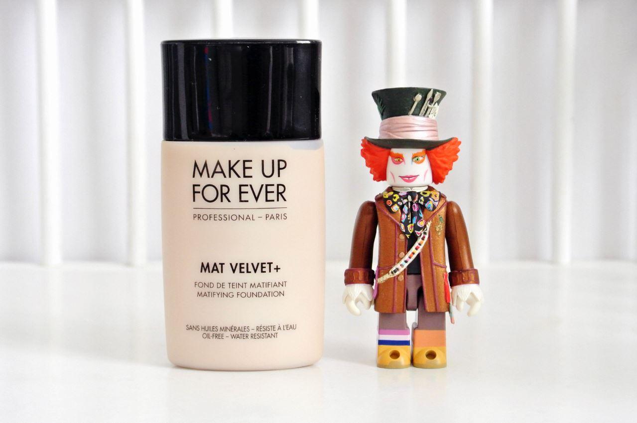 Le De VelvetMake For Une Peau Teint Up Fond Ever Mat Pour m8wnN0