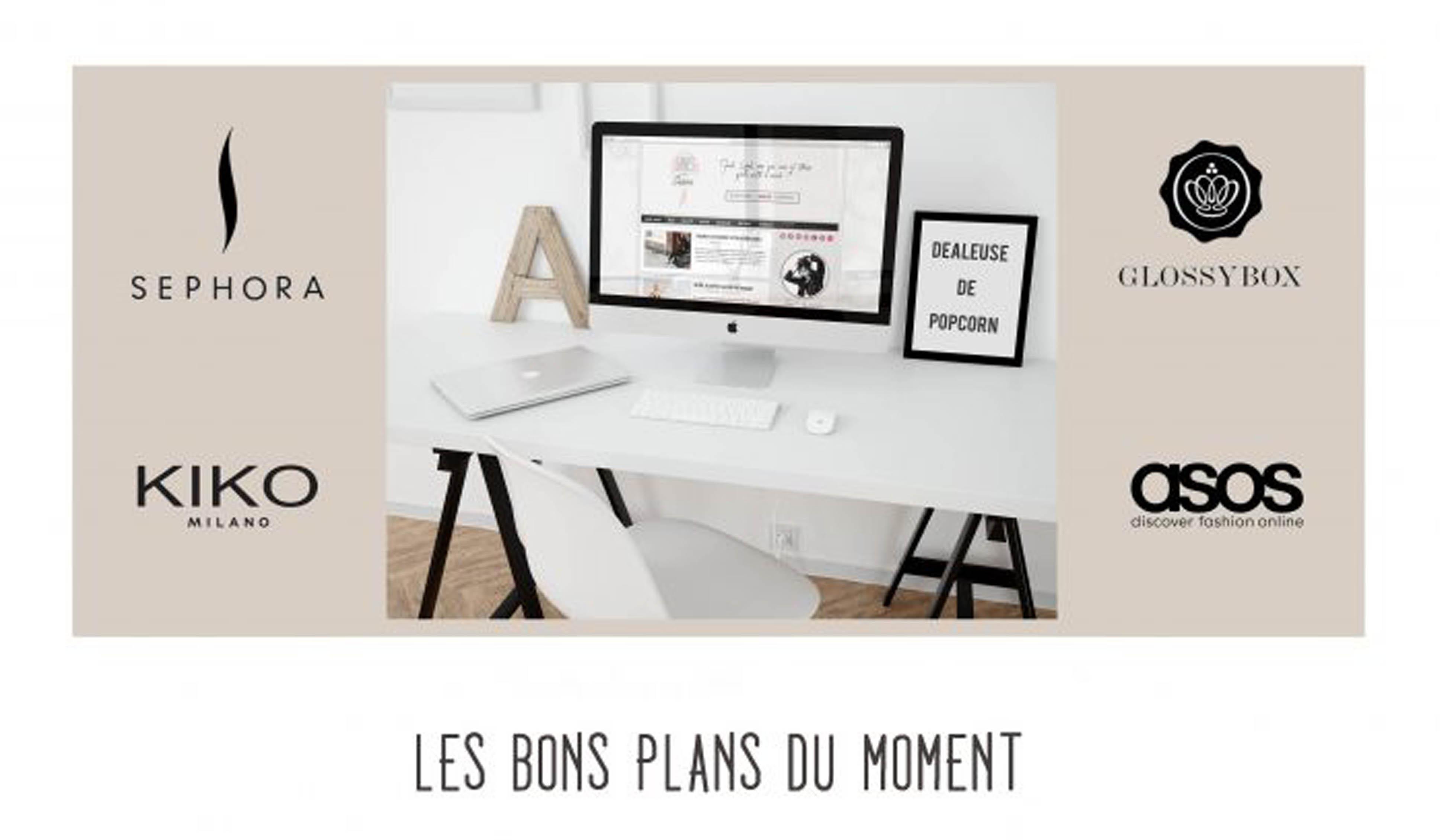 Les bons plans du moment for Les bons plans du web