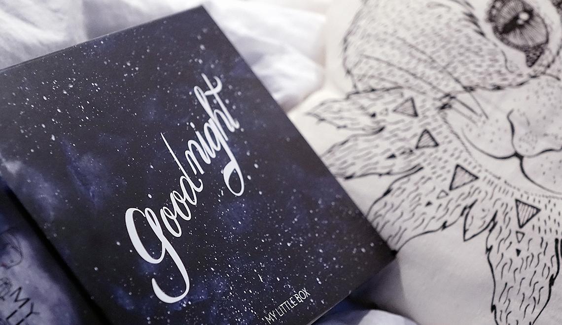 My Little Box – Goodnight – Novembre 2016