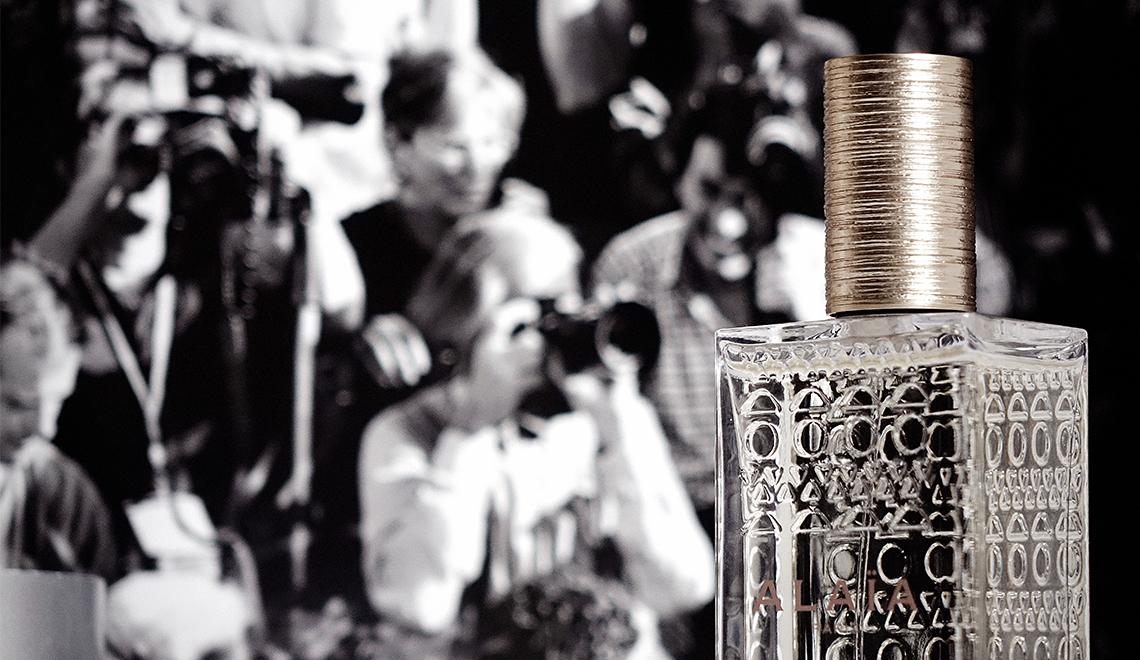 Alaïa et son eau de parfum Blanche – mon parfum star