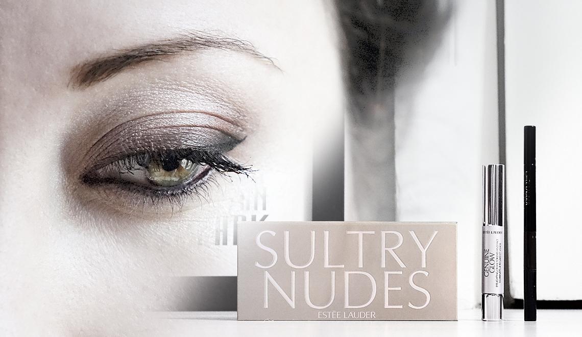 Un regard nude avec Estée Lauder