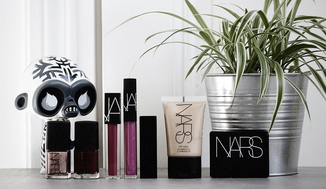 Une marque sur le banc d'essai : NARS