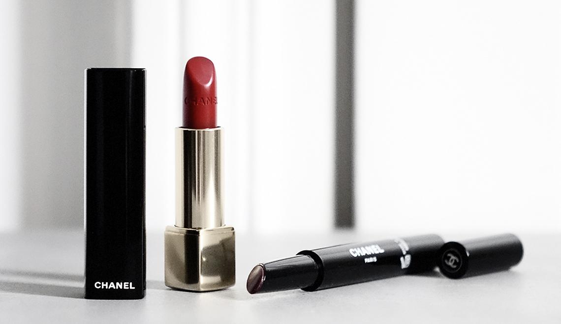 Coup de foudre chez Chanel – les nouveaux rouges à lèvres