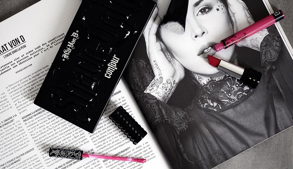 Le rouge à lèvres liquide de Kat Von D – adopté ou recalé ?