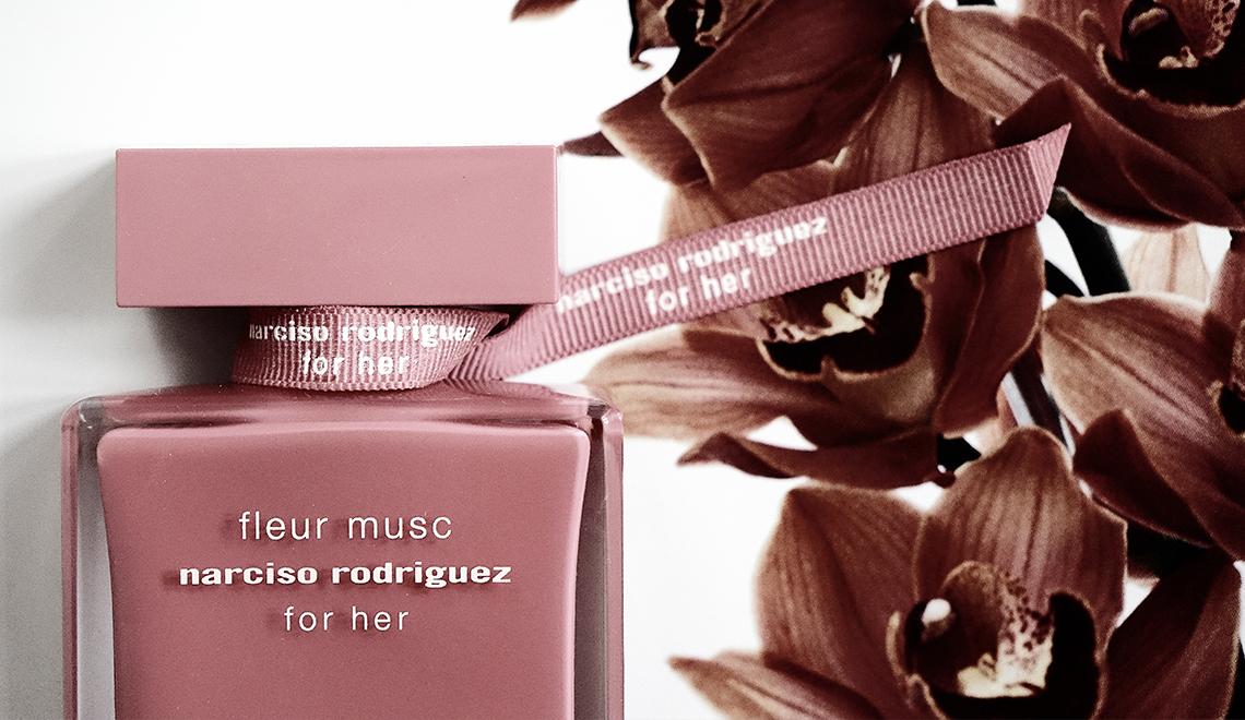 La nouveauté printanière de Narciso Rodriguez – «Fleur Musc»