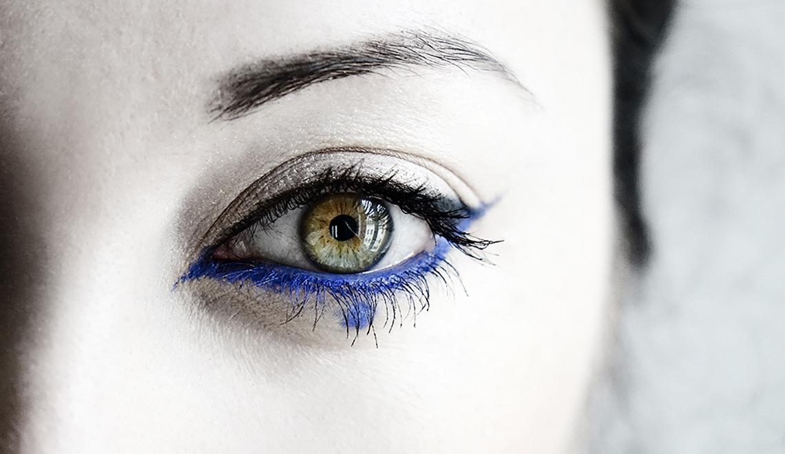Un makeup haut en couleur avec Marc Jacobs