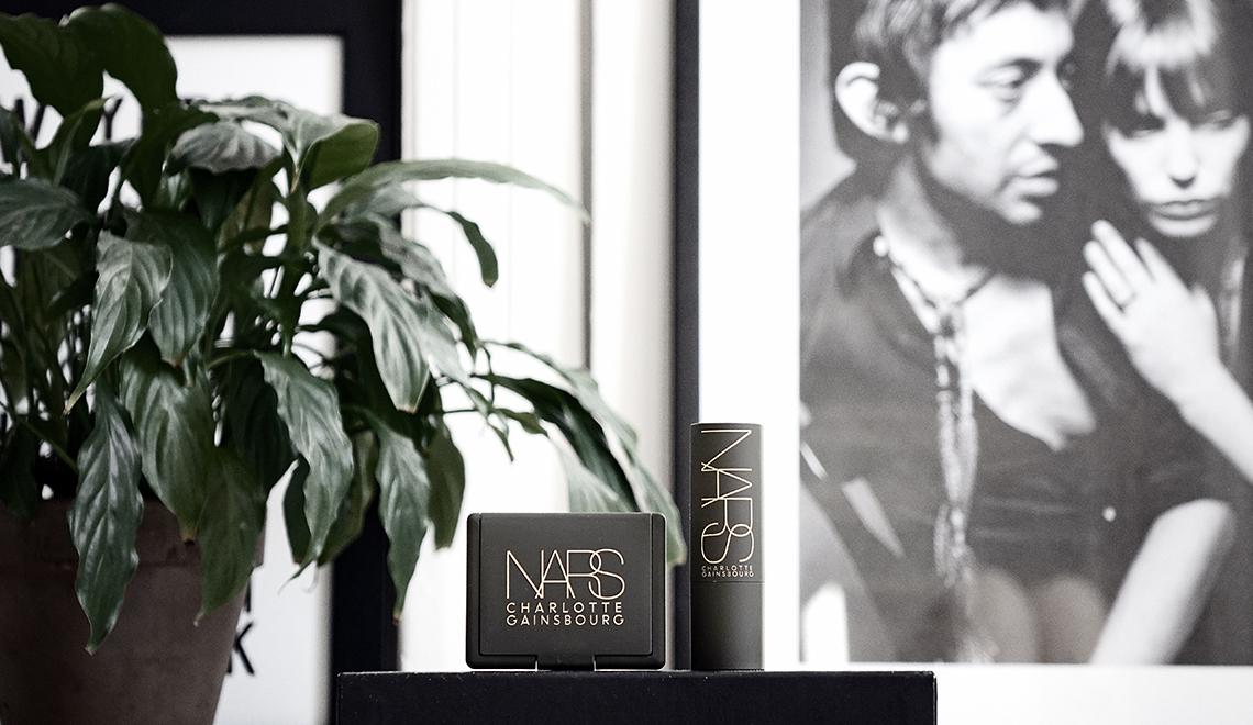 La série limitée Nars -X- Charlotte Gainsbourg : mon avis