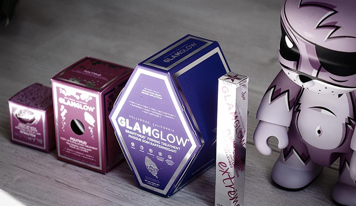 Une marque sur le banc d'essai : Glamglow
