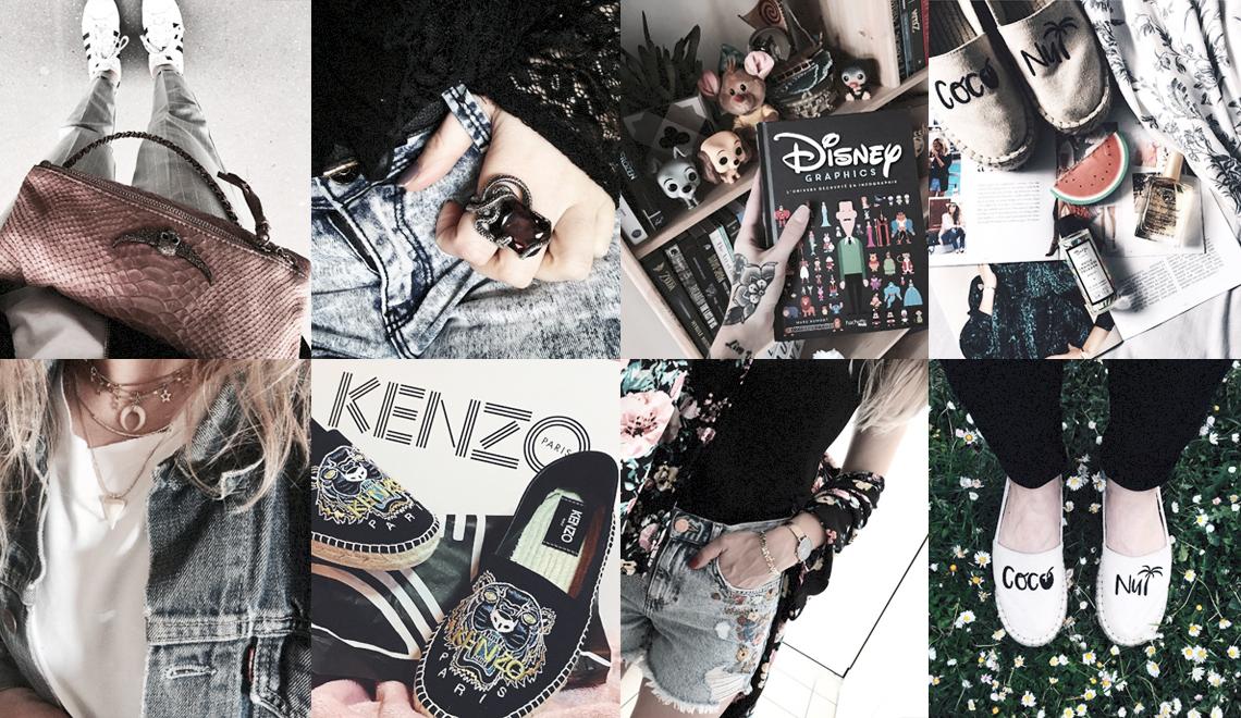 Ces photos instagram qui m'ont donné envie d'acheter