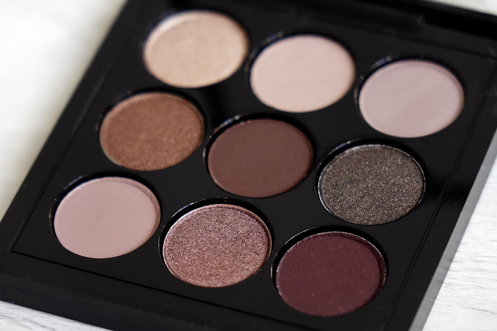 Favori Coup de coeur pour la palette Burgundy de MAC Cosmetics | AG75