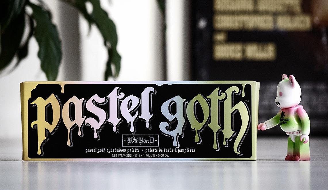 Pastel Goth de Kat Von D, la palette de tous les possibles