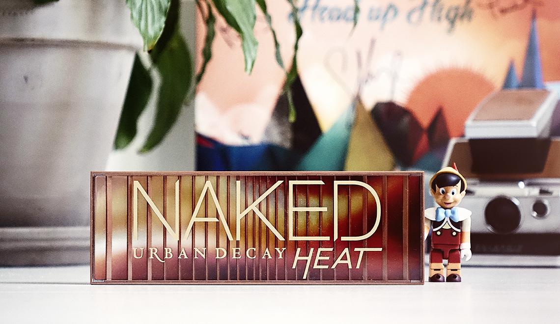 Naked Heat d'Urban Decay : une merveille teintée de bémols