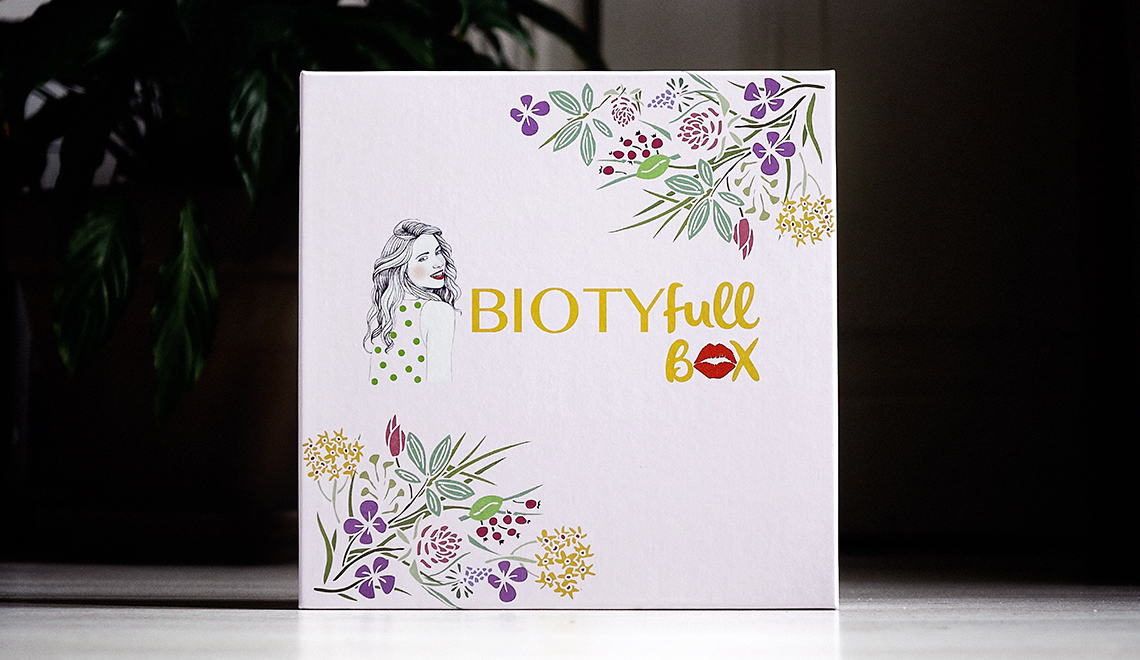 BIOTYfull Box – septembre 2017 + concours !
