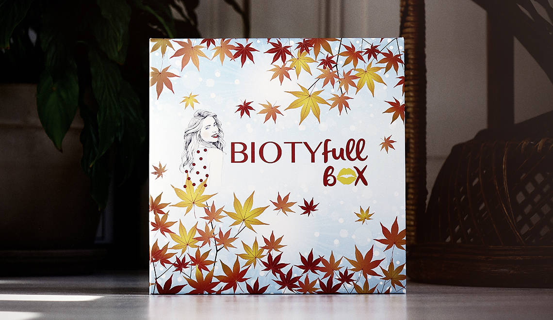 BIOTYfull Box – Octobre 2017 – «Petits plaisirs d'automne»