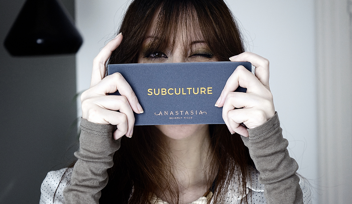 La palette Subculture d'Anastasia Beverly Hills mérite-t'elle son bad buzz ?