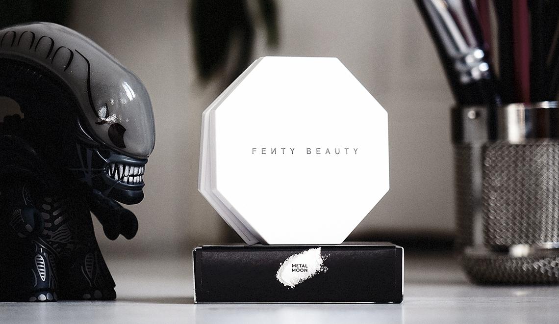 L'highlighter Metal Moon de Fenty Beauty – mon nouvel indispensable