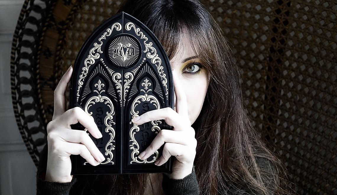 Saint + Sinner de Kat Von D … la merveille du makeup enfin sortie !