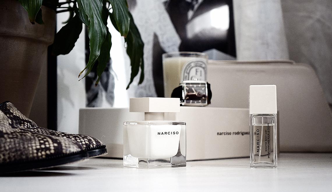 Narciso Rodriguez, encore et toujours les fragrances que je préfère