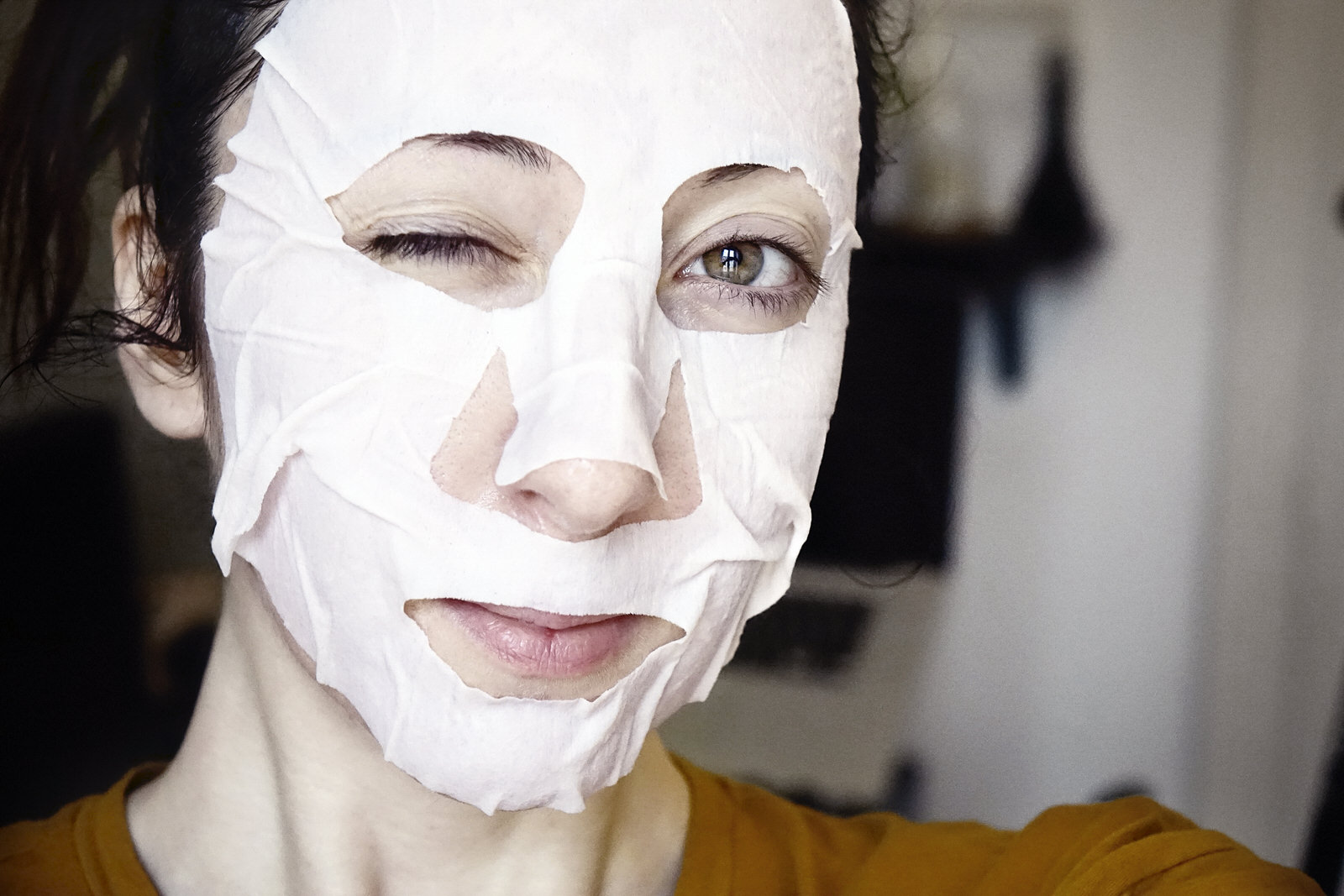 Les nouveaut s erborian qui nous promettent une peau de b b for Peinture qui masque les imperfections