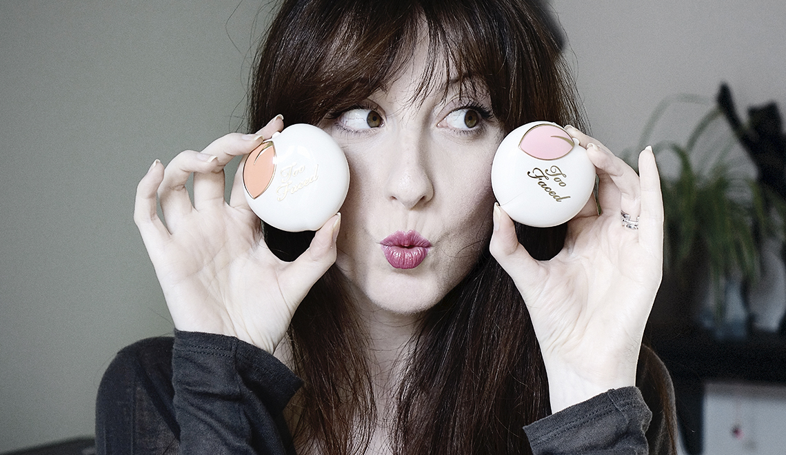 La nouvelle collection Peaches & Cream de Too Faced pour le teint, elle donne quoi ?