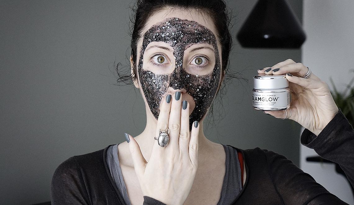 Le nouveau Glittermask de Glamglow va-t'il vous rendre plus sexy ?