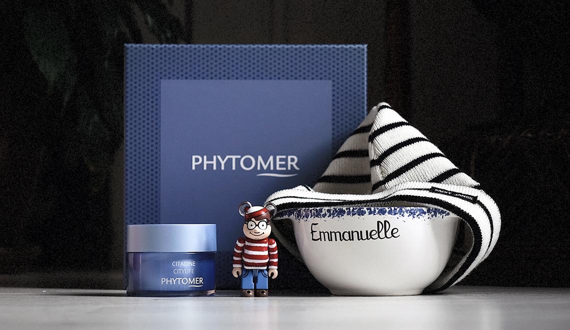 Alerte peau sèche et polluée ? Phytomer vient vous la réparer !