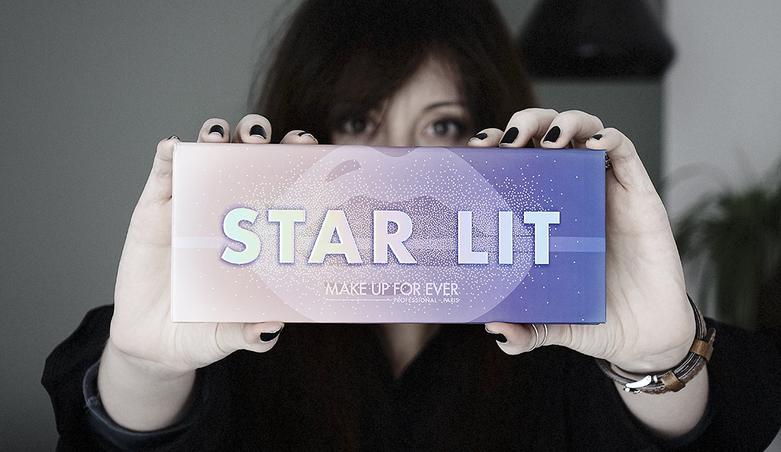 La nouvelle palette «Star Lit» de Make Up For Ever, on achète ?