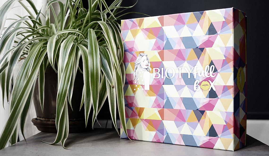 BIOTYfull Box – Avril 2018 – «La Parfaite»