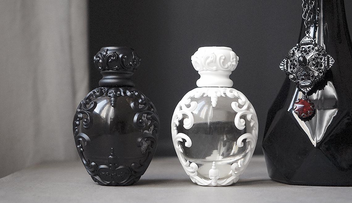 Kat Von D – Ses parfums Saint + Sinner : mon avis