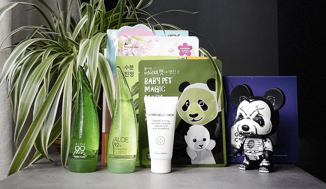 Les produits Skincare Coréens débarquent chez Lookfantastic !