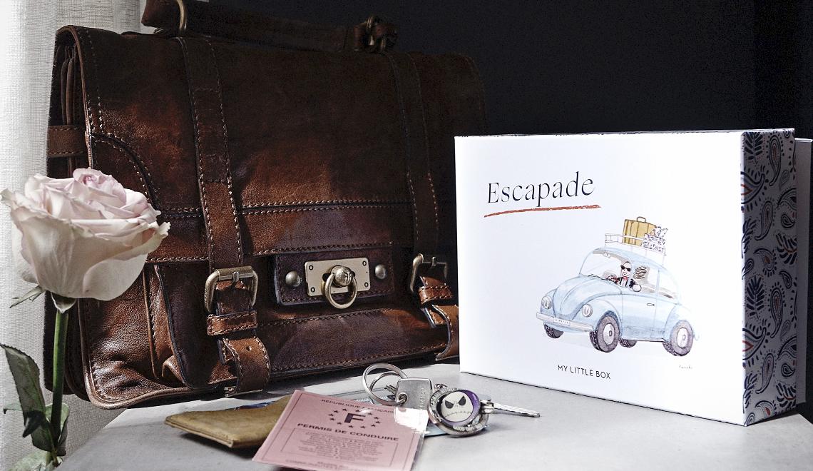 My Little Box – Avril 2018 – «Escapade»