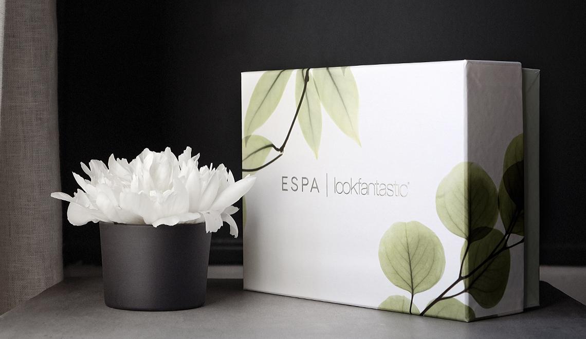 ESPA, la marque de luxe naturelle et Cruelty Free sort une box en édition limitée !