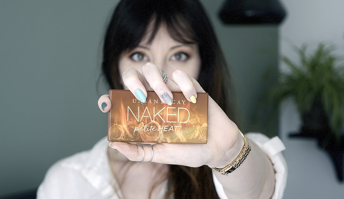 Naked Petite Heat d'Urban Decay, on achète ?
