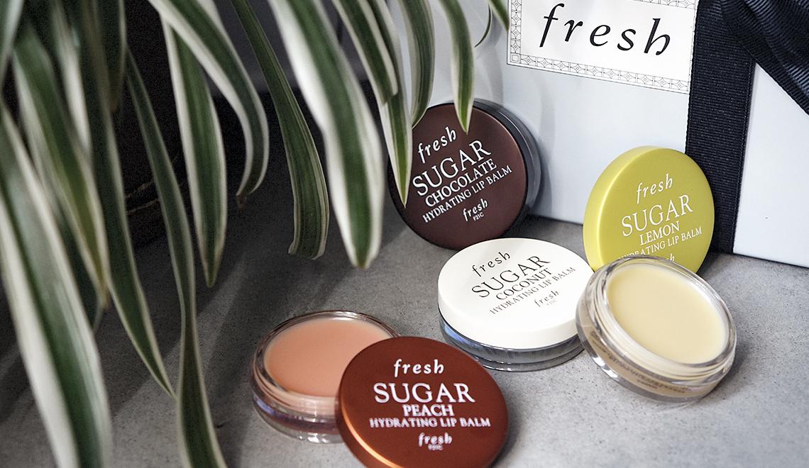 Le baume à lèvres gourmand signé Fresh revient avec 4 nouveaux parfums