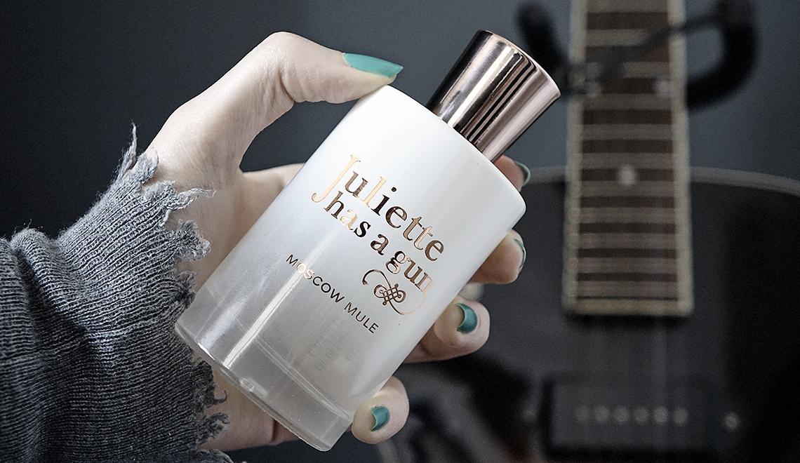 «Moscow Mule» signé Juliette Has a Gun, le parfum qui va vous enivrer tout l'été
