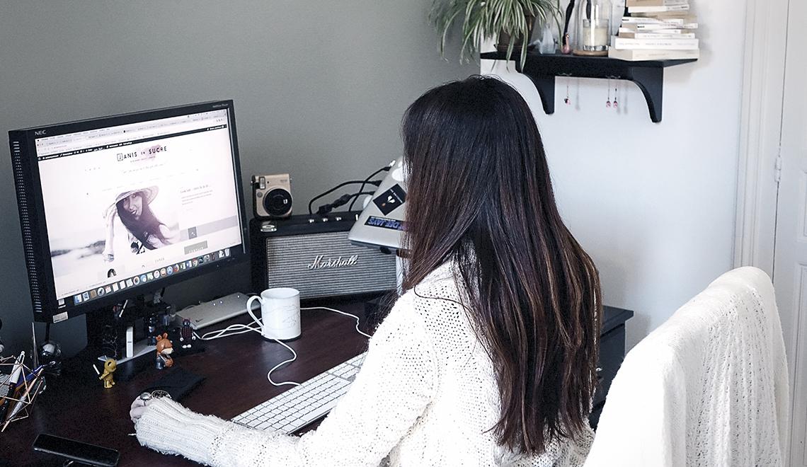 BACKSTAGE – Comment tester des produits gratuitement avec son blog / compte Instagram