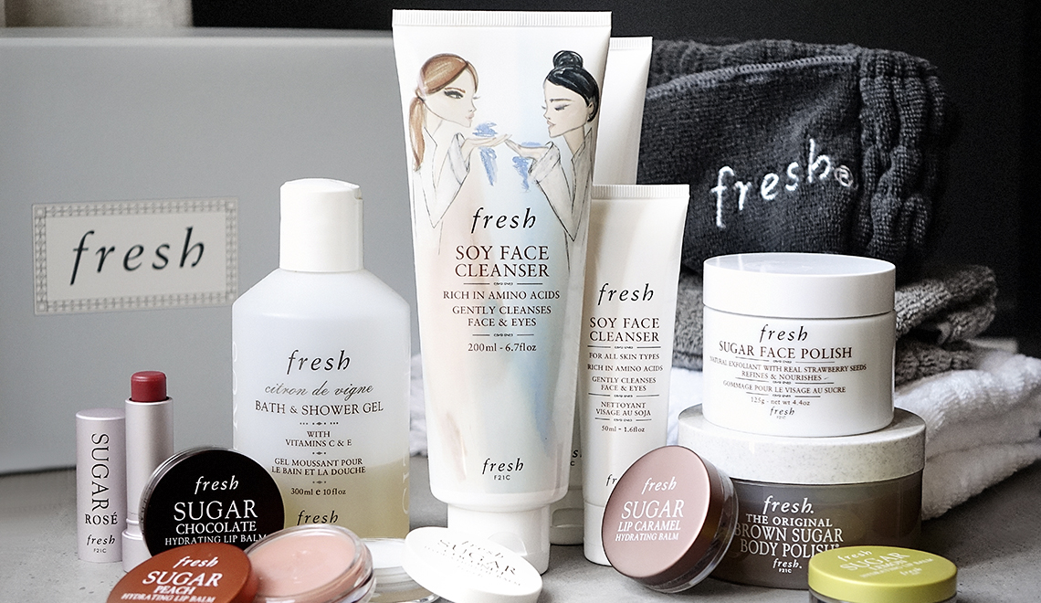 Tous les produits Fresh à -25% chez Sephora – zoom sur mes chouchous