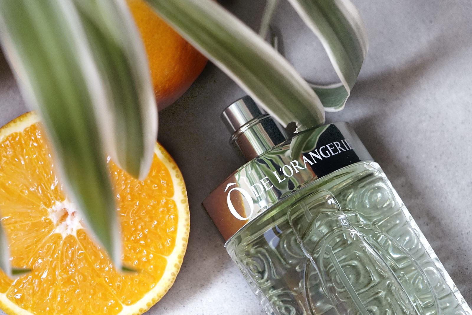SUMMER Ô de l'Orangerie, le parfum d'été de Lancôme  
