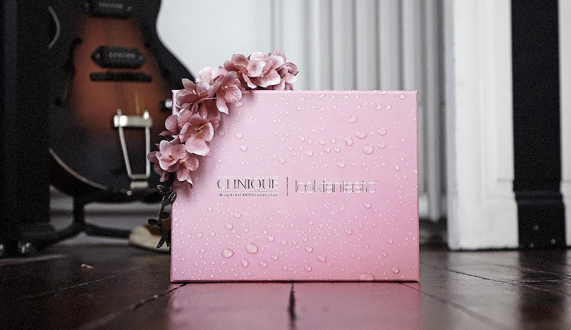 Lookfantastic -X- Clinique : la box en édition limitée à ne pas manquer
