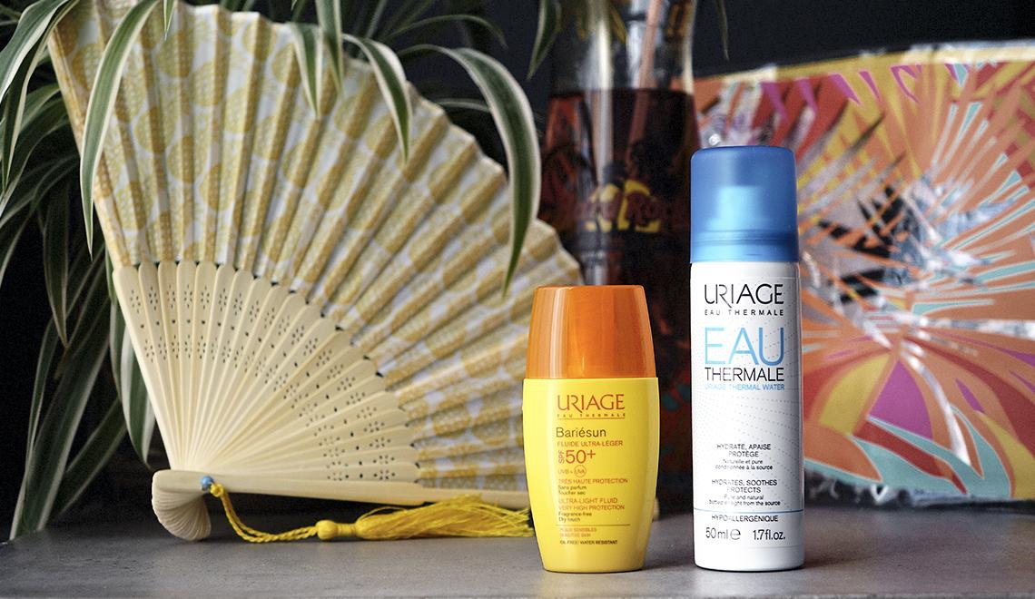 SUMMER – Se protéger du soleil avec Uriage