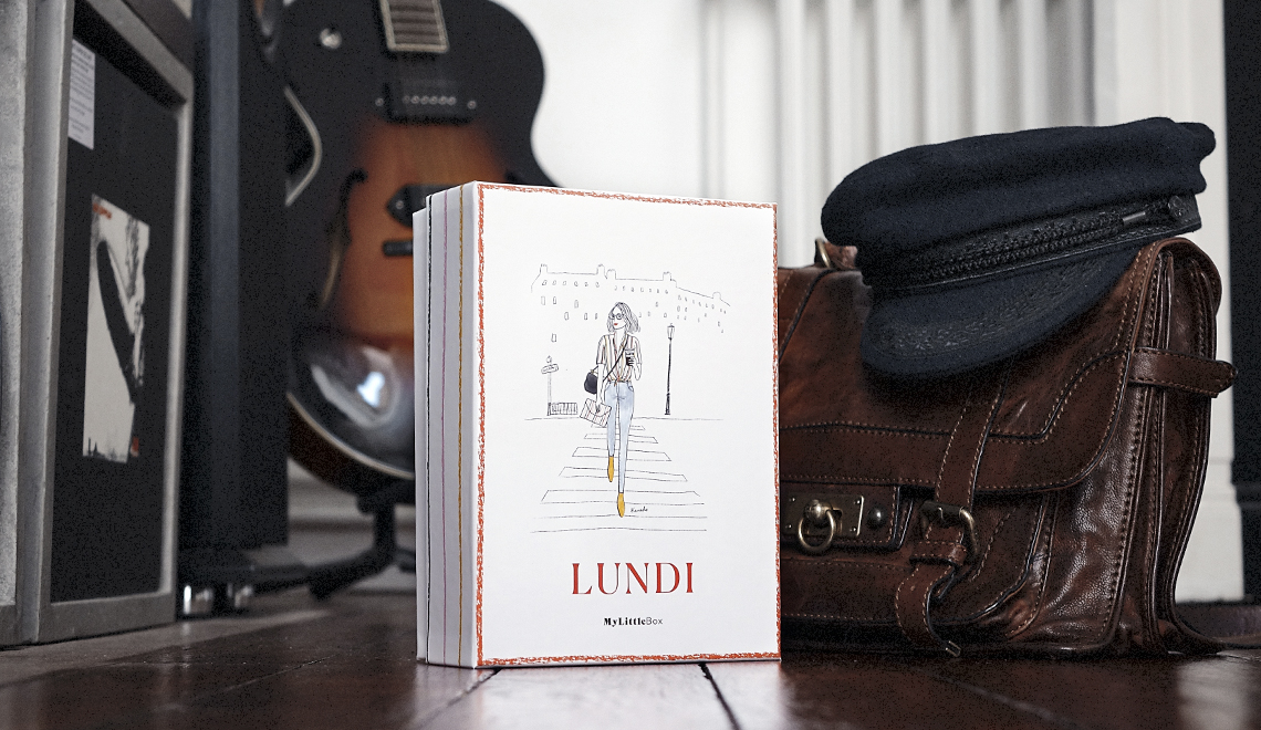My Little Box – Septembre 2018 – « Lundi »