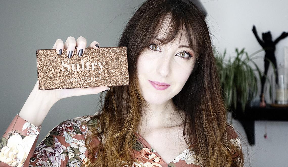 «Sultry» – totalement fan de la nouvelle palette signée Anastasia Beverly Hills