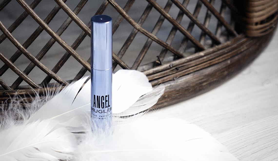 Le stylo parfumant au service de la maison Mugler
