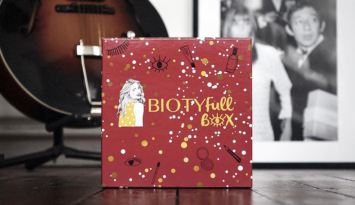 BIOTYfull Box – Novembre 2018 – édition spéciale «contour des yeux»