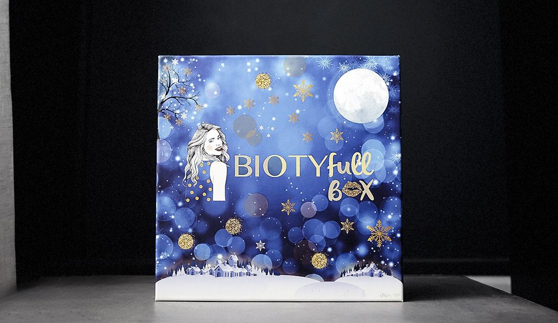 BIOTYfull Box – Décembre 2018 – «La festive»