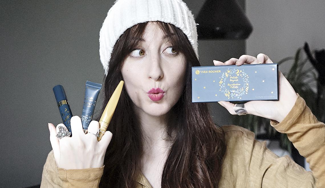 Les éditions limitées «makeup» de noël 2018 – signées Yves Rocher