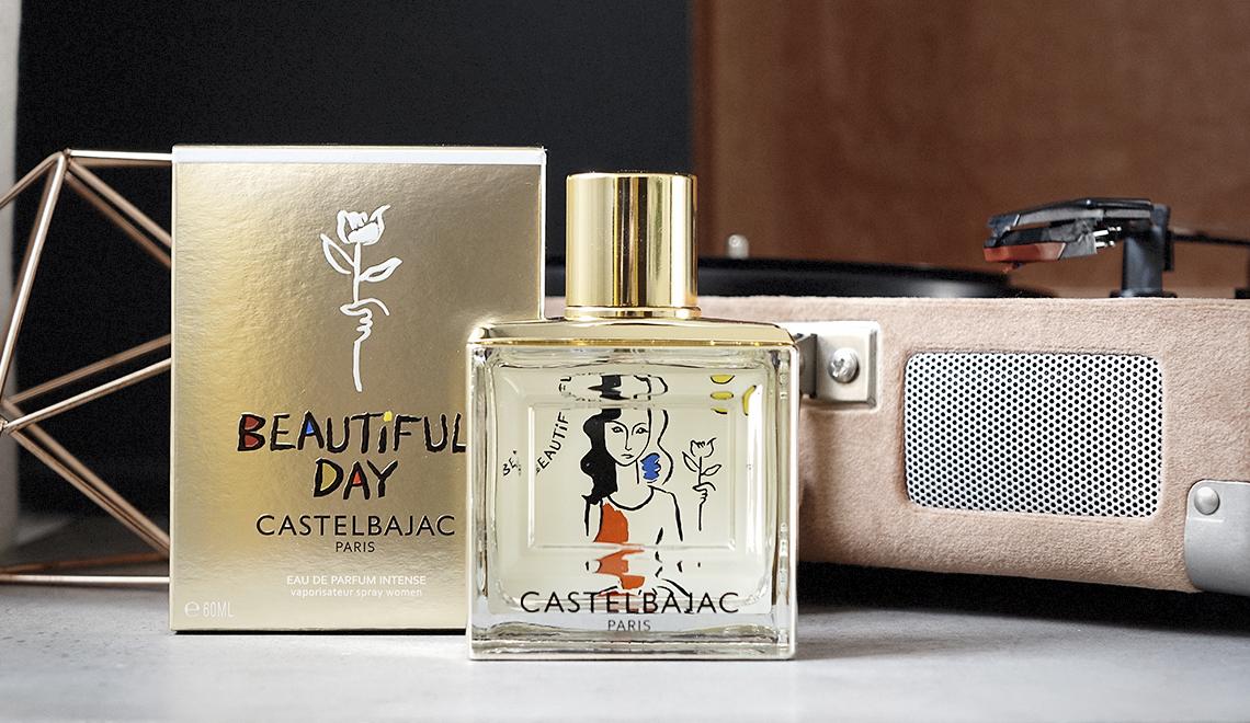 Castelbajac revient avec une nouvelle eau de parfum Intense