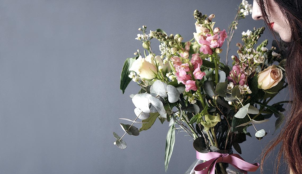 Mon amour pour les fleurs avec Bloom & Wild