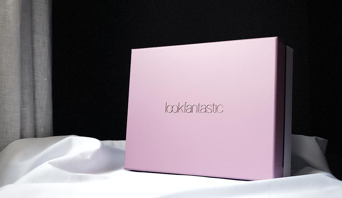 Beauty Box Lookfantastic – Février 2019 – Édition «Romance»